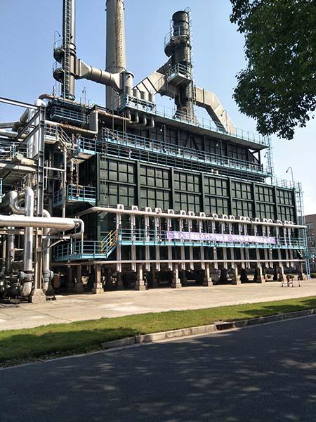 高桥石化炼油五部4#加氢装置防腐保温