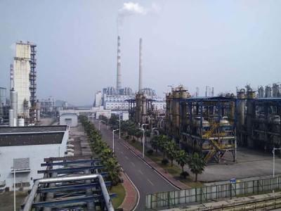 中石化四川维尼纶厂热电装置防腐保温