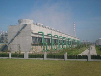 上海石化冷却塔防腐