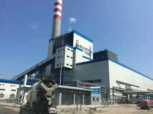 土耳其澤塔斯電廠全廠外封閉安裝工程