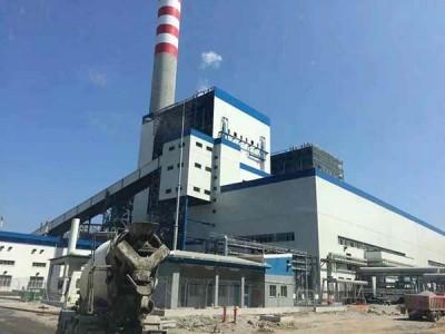 土耳其泽塔斯电厂全厂外封闭安装工程