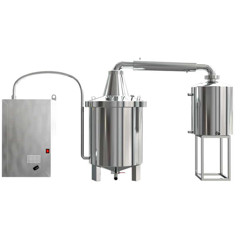 燃氣鍋爐設備蒸汽式釀酒設備