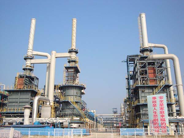 福建炼油一体化装置防腐保温