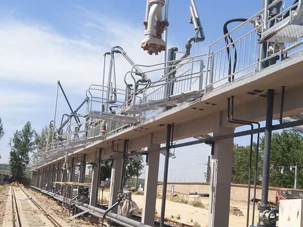 五寨機場轉運油庫恢復工程