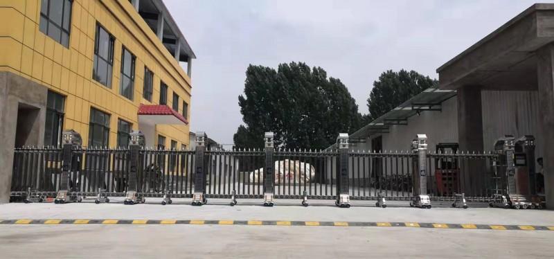 安阳市东信织造工厂大门