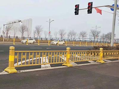 道路工程栏杆