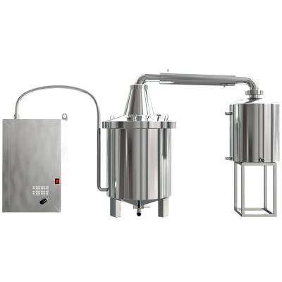 使用酿酒设备酿酒时,配料需要满足什么条件