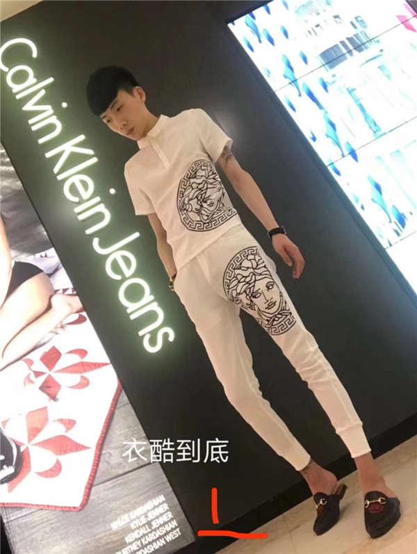 男士时尚潮裤