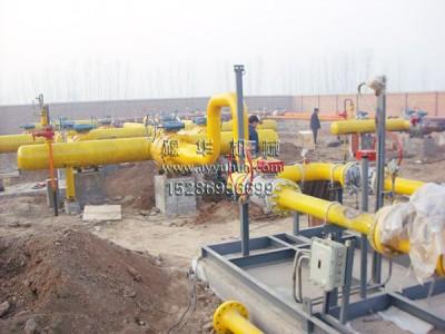 大型管道焊接工程
