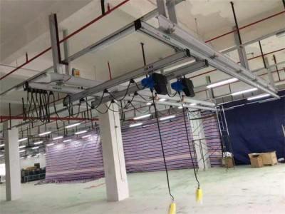 悬挂吊轻型KBK柔性吊