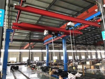轨道吊装系悬挂起重机