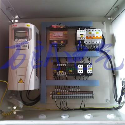 歐式起重機變頻柜電控柜