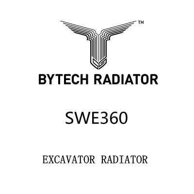 Sunward Excavator Radiator-Weihui Baite Radiator Co , Ltd