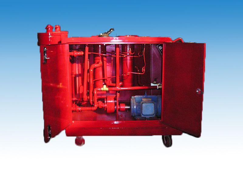 新型真空滤油机