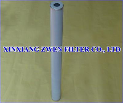 Ti Sintered Powder Filter Cartridge