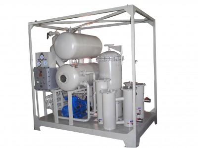 YZJF系列聚結分離真空濾油機
