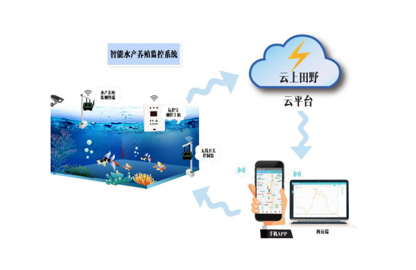 智能水產養殖監控系統