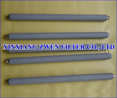 Titanium Sintered Filter Element