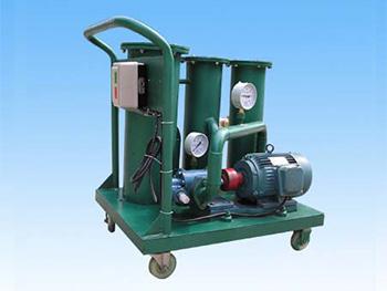 LYC-100型精密过滤加油滤油车