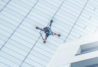 无人机全景拍摄