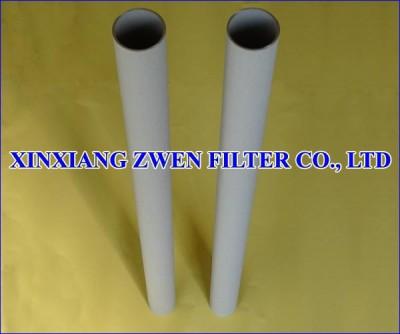Ti Sintered Powder Filter Tube