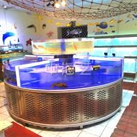 超市海鲜鱼缸