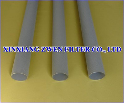Stainless Steel Sintered Powder Filter Tube