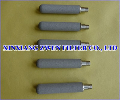 Ti Sintered Porous Filter Element
