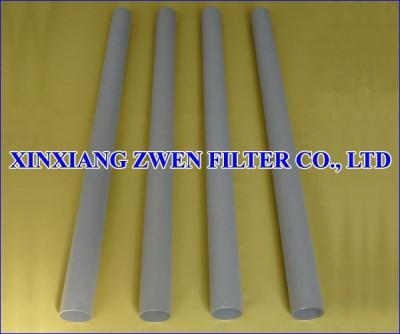 Titanium Sintered Powder Filter Tube