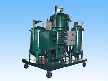 YJF系列聚结分离式滤油机