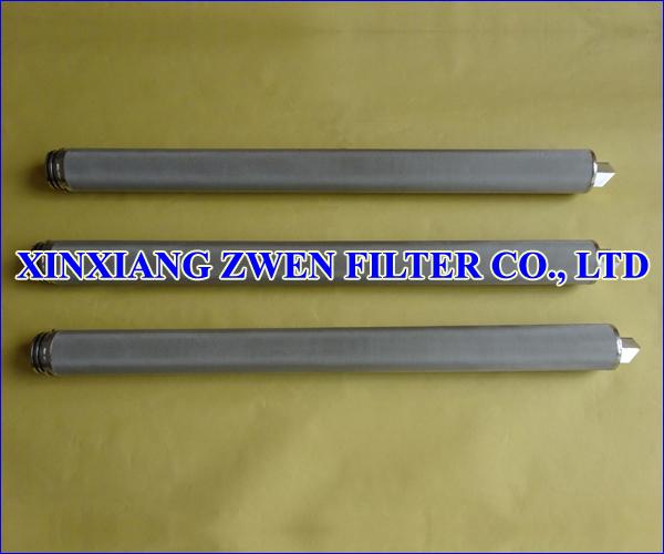 Sintered Metal Mesh Filter Element