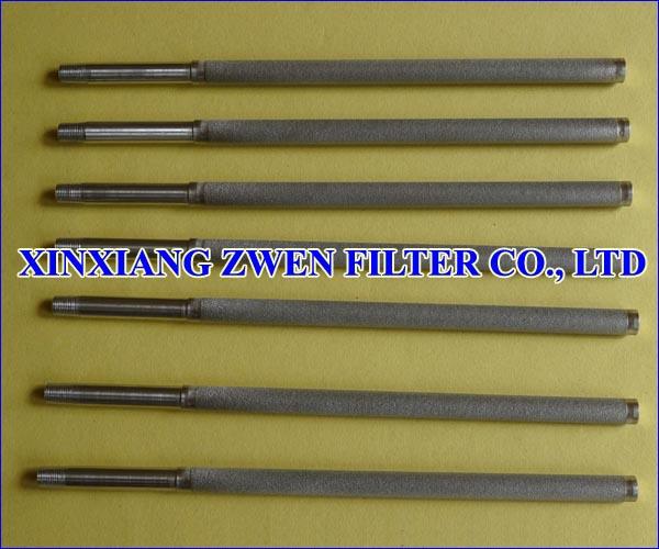 Stainless Steel Sintered Powder Filter Element