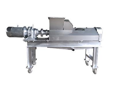 小型特製螺旋壓榨機