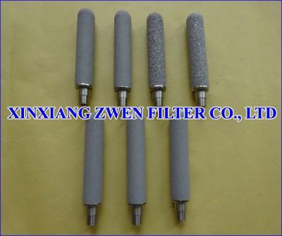 Titanium Sintered Porous Filter Element