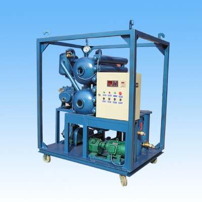 ZKL-Ⅱ系列多功能雙級濾油機