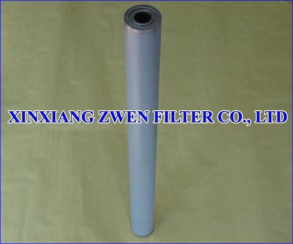 Titanium Sintered Filter Cartridge