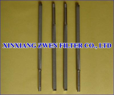 Titanium Sintered Porous Filter Cartridge