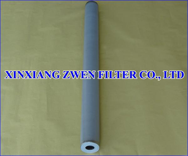 Sintered Powder Filter