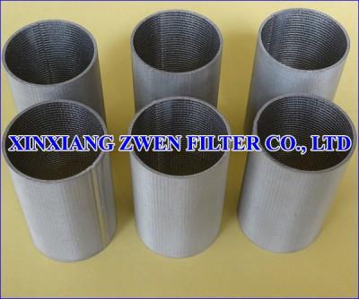 SS Sintered Metal Filter Tube