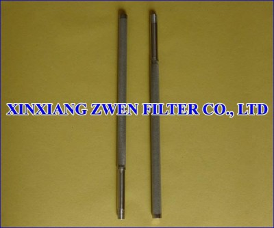 Ti Sintered Filter Cartridge