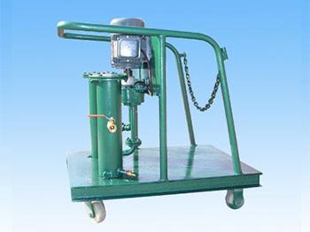 JLYC型带桶式加油滤油车