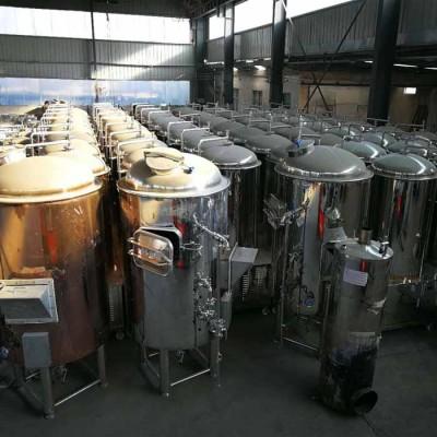 浅谈啤酒设备酿造工艺要求