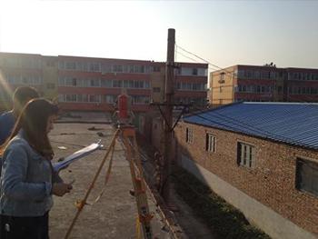 印染厂测绘项目