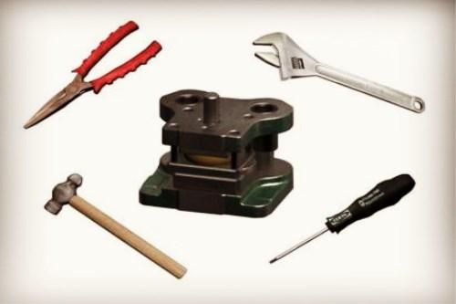 拆装家具选用的工具