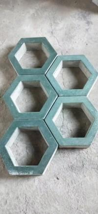 彩色便道磚