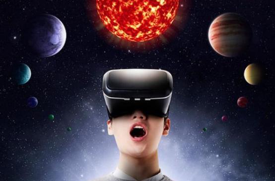 VR虚拟技术场景