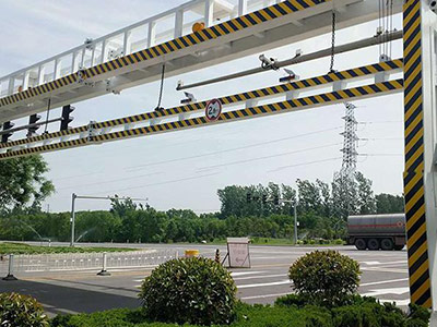 道路限高护栏