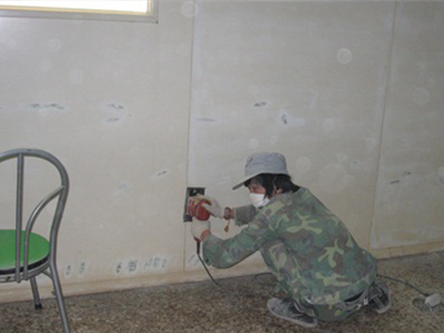 制藥廠彩鋼板翻新