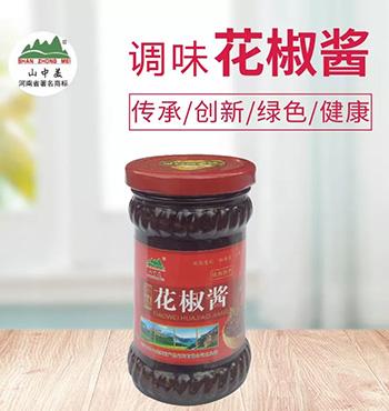 调味花椒酱