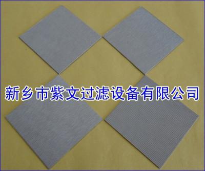 不锈钢烧结网滤板